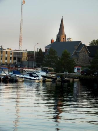 Lake of the Woods: The Harbour Scene at Kenora