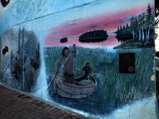 Lake of the Woods: Another Mural in Kenora