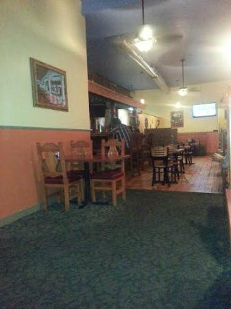 Grand Junction, CO: The Dining room at Aztecas