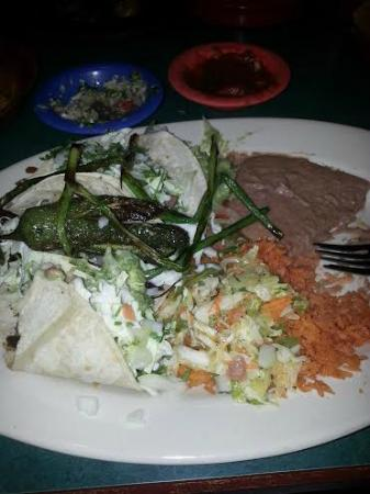 Grand Junction, CO: Steak Taco Dinner