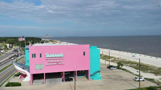 South Beach Biloxi Hotel Suites View Of The And From 7th