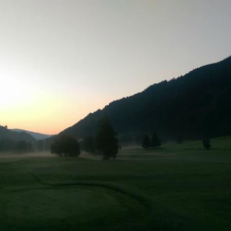Harmony's Hotel Kirchheimerhof : Golfclub Kaiserburg