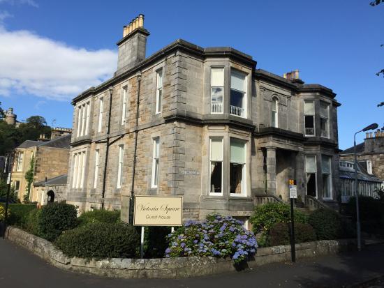 Victoria Square Guest House: Aussenansicht