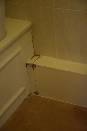 Wasserschaden Badezimmer Bild Von The Courtlands Hotel Brighton Tripadvisor