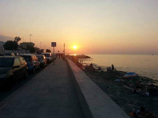 bari lungomare tramonto az - photo#32