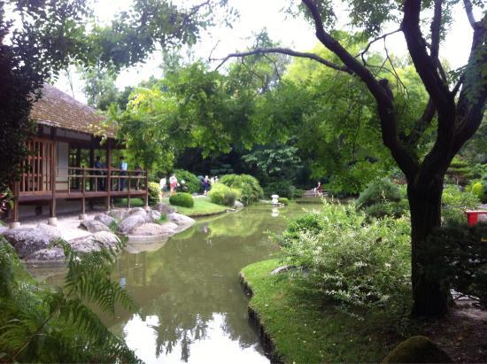 jardin japonais picture of jardin japonais toulouse. Black Bedroom Furniture Sets. Home Design Ideas