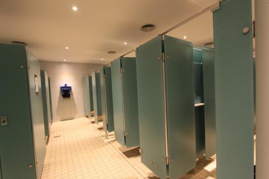 Palais Thermal: spogliatoi