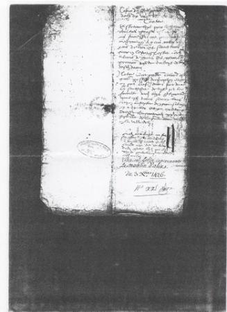 Alix, France: origine moulin année 1426