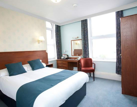 TLH Victoria Hotel: Double Room