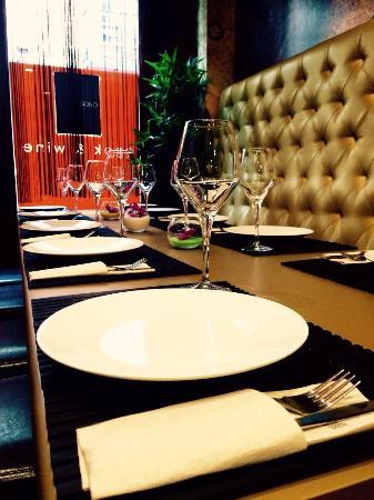 Restaurante sono en alcal de henares con cocina otras - Cocinas en alcala de henares ...
