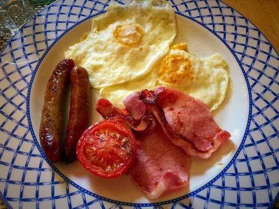 Meare Manor: English Breakfast