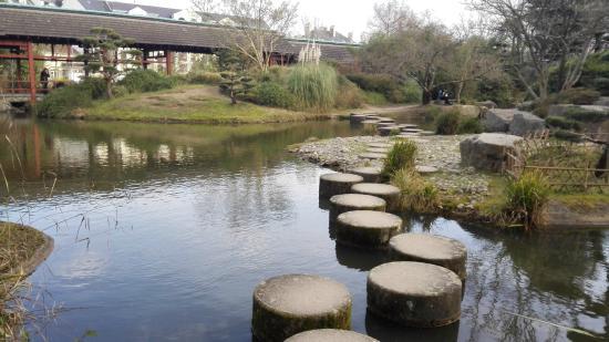 Jardin asiatique picture of jardin japonais nantes tripadvisor - Jardin asiatique ...