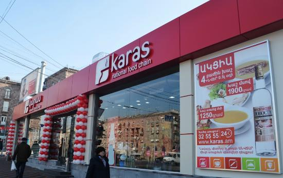 Karas national food chain
