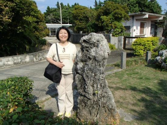 Ninto zeiseki: 身長150cmぐらいだと思います