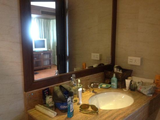 Fresh Inn Hotel : Nice bathroom