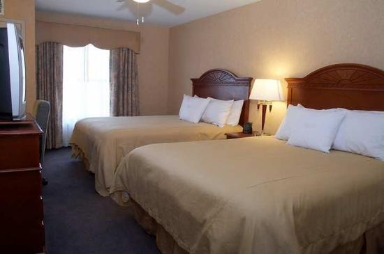 Homewood Suites Brighton : Guest Room