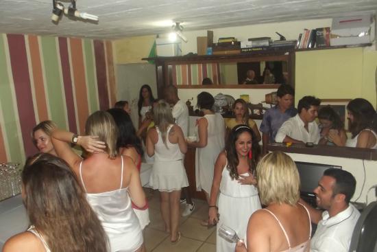 Hostel Lobo Inn : interação...