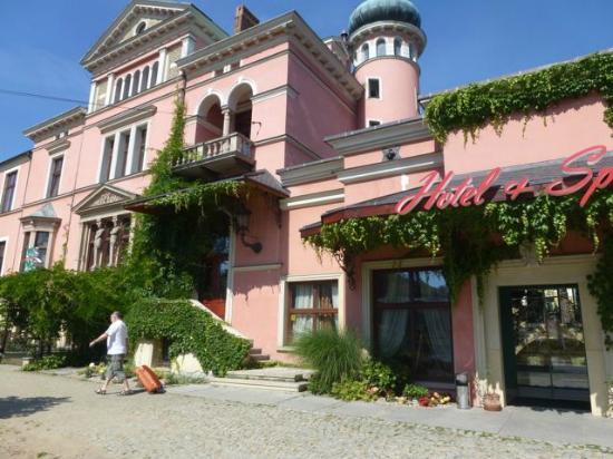 Bielawa, Polen: fasade