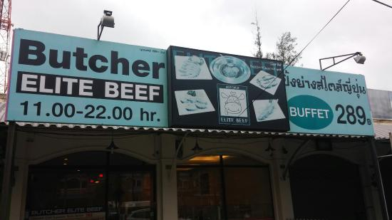 Butcher Elite Beef