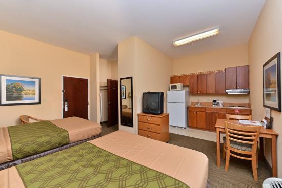 Econo Lodge Valdosta: Bedroom