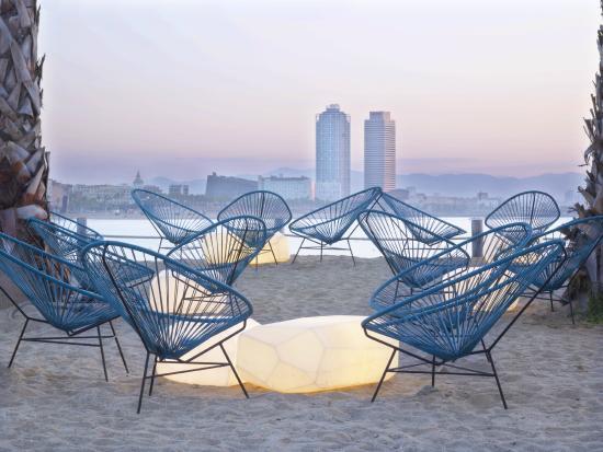 Salt Beach Club - Picture of W Barcelona - TripAdvisor