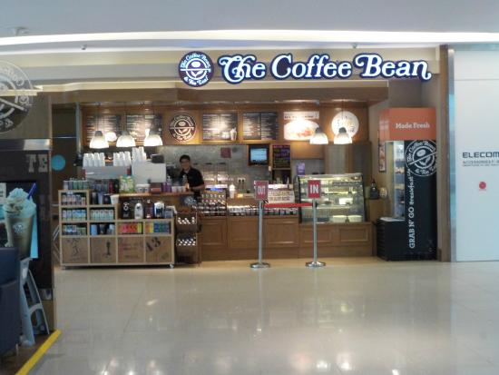 The Coffee Bean Tea Leaf Singapore 1 Harbourfront Walk Vivo City Maritime Square Menu Prices Tripadvisor