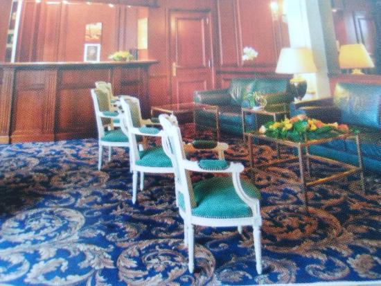 Hotel d'Irlande: Salotto