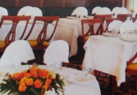 Hotel d'Irlande: Sala pranzo