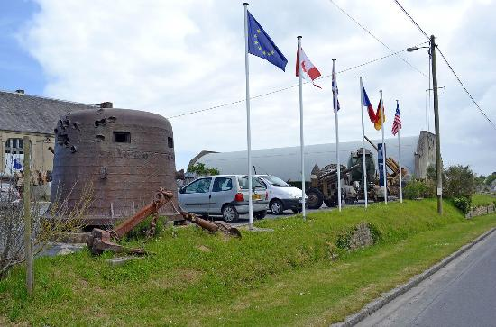 Musee D-Day Omaha