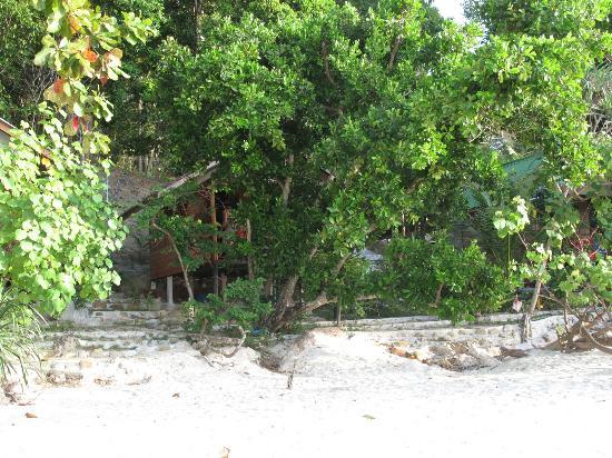 Massage time bild von sanom beach lipe resort koh lipe - Sanom beach dive resort ...