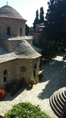 Evangilistra Monestry - Worth a visit.