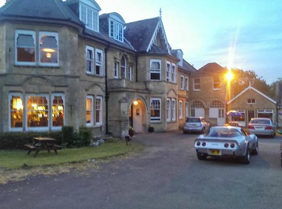 The Cosgrove Lodge Hotel: Cosgrove Lodge Hotel
