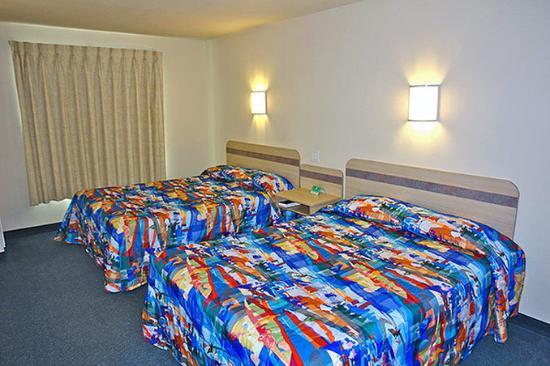 Motel 6 Redmond: MDouble