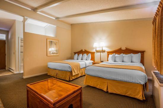 Quality Inn Gran-View: Guest Room