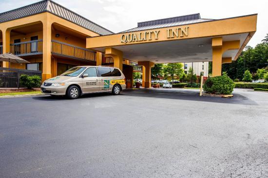 Quality Inn Updated 2017 Prices Hotel Reviews Birmingham Al Tripadvisor