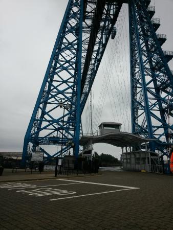 Tees Transporter Bridge: Gondola Greatness