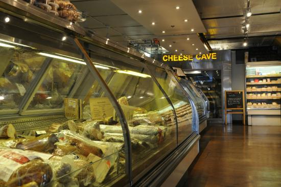 Tony Caputo's Market and Deli: Meat and Cheese forever