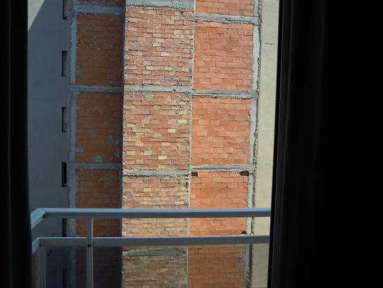 أبارتمنتوس بريورات: View from the balcony