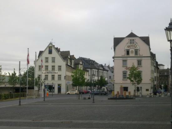 Kulturhotel Koblenz: Vista del edificio