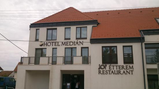 Hajdunanas, Венгрия: Kényelmes, a környezet kellemes és a személyzet közvetlen.