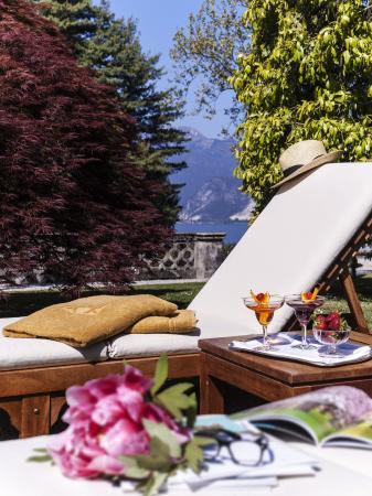 Grand Hotel Majestic: Garden