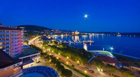 LifeClass Grand Hotel Portoroz: View