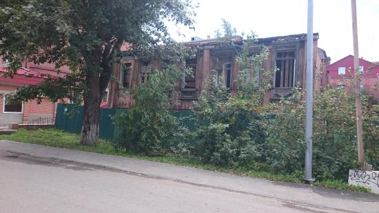 House of Woodcarving Maker Privalov
