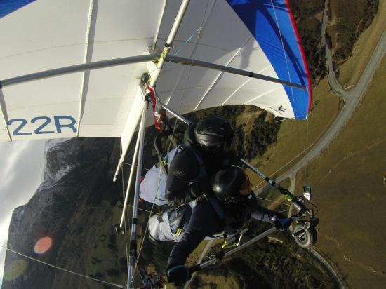 Waiheke Island, New Zealand: Hang Gliding