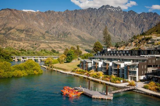 เกาะไวเฮเก, นิวซีแลนด์: Jet Boat