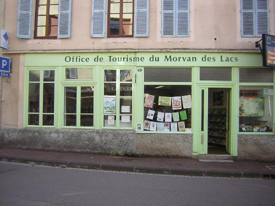 Tourist Office of Morvan Sommets et Grands Lacs