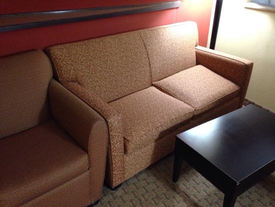 Comfort Suites: Two queen bed room