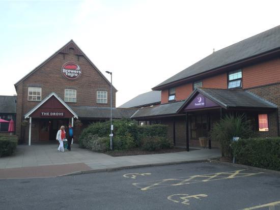 Premier Inn Newhaven Hotel: Premier inn newhaven