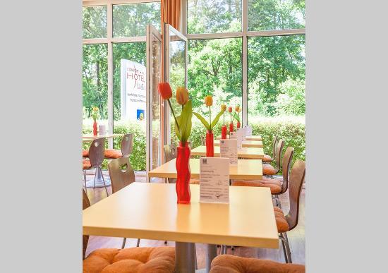 Comfort Hotel Lüneburg: Cafe