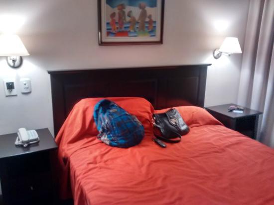 Esmeralda Select : nuestra habitación